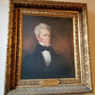Salem Mayor Wants To Move Andrew Jackson Portrait