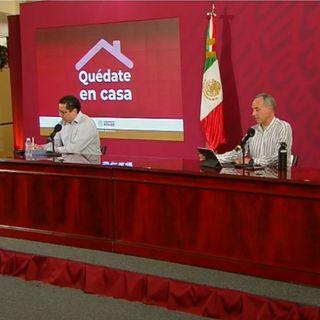 Registra México 68 mil 620 casos de COVID-19 y siete mil 394 defunciones