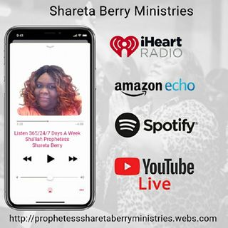 Prophetic Utterance - Warning Stop