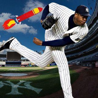 Entrevista con Aroldis Chapman de los Yankees de Nueva York