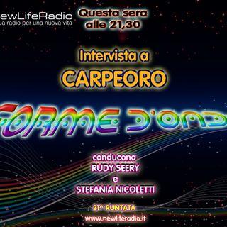 Forme d'Onda - Gianfranco Carpeoro - 05-03-2015