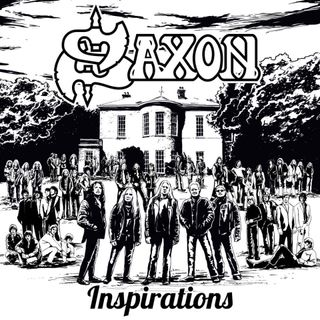 "Ep. 39:  Nigel Glockler of SAXON discusses ""Inspirations"" ""Cream"", ""Chris Jericho"" and his legacy"