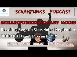 SPP №0018 BREAKING XBOX FIGURES | Sept 2018 NPD | Game Pass on PC