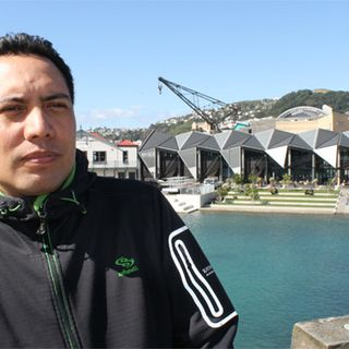 Julian Apatu - Proudly Ngati Porou at R9