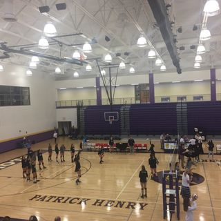Patrick Henry Ashland vs Patrick Henry Roanoke (Girls Volleyball)
