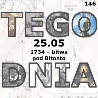 Tego dnia: 25 maja (bitwa pod Bitonto)