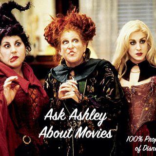 63. Ask Ashley About Hocus Pocus 2