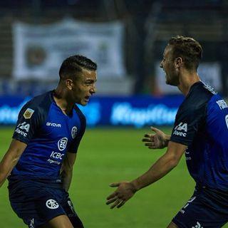 Gol de Talleres: Juan Ignacio Méndez 0-1