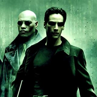 MATRIX - AUDIO FILM TRAILER