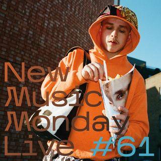 New Music Monday Live #61