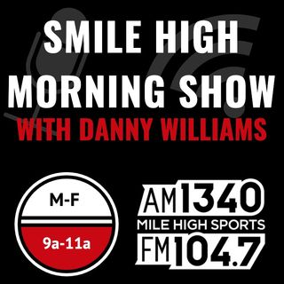 Thursday Feb 27: Hour 2 - Best Joker in history, Thoughts on Tom Brady in Denver, from Derek Wolfe to Dr. Pinto, New Afternoon Drive co-host