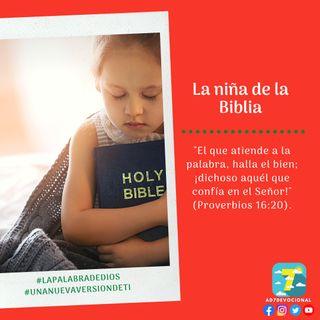 25 de diciembre - La niña de la Biblia - Una Nueva Versión de Ti 2.0 - Devocional de Jóvenes