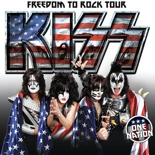 Gene Simmons The KISS Freedom To Rock Tour