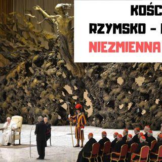 KK 03 głosi przez 2000 lat niezmienną naukę