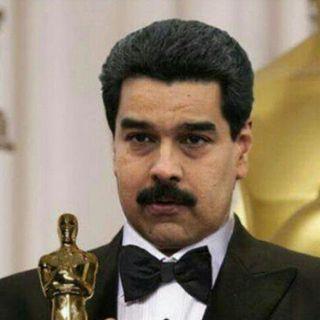 Óscar para Maduro por su última película...