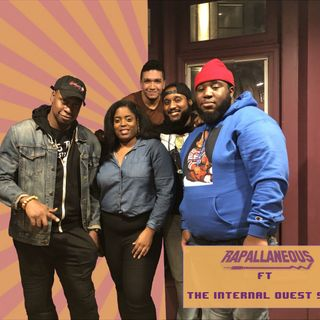 Rapallanous Interviews 1 (Featuring The Internal Quest Show)