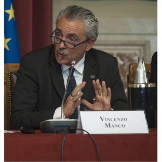 Presentazione Dossier Indifesa a Roma- Intervista Vincenzo Manco, Presidente UISP
