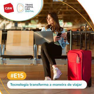 Transformação Digital CBN - Especial #15 - Tecnologia na aviação