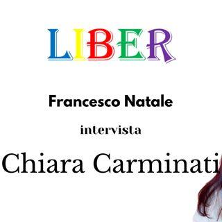Francesco Natale intervista Chiara Carminati   Giovani in poesia   Liber – pt.9