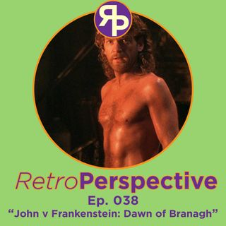 john v Frankenstein: Dawn of Branagh