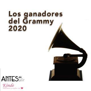 Los ganadores del Grammy 2020
