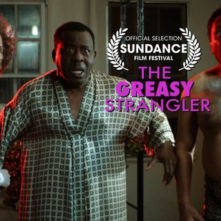 THE GREASY STRANGLER - 2016 - DIR.  JIM HOSKING