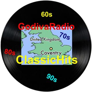 20th September 2019 Godiva Radio playing you the Greatest Classic Hits for Coventry and the World with Gray.