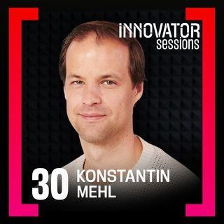 Erfolgsgründer Konstantin Mehl erklärt, wie du Herausforderungen mit Neugierde meisterst