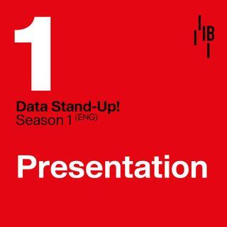 Intro - Data Stand-Up! // By Bedrock @ LAPIPA_Studios
