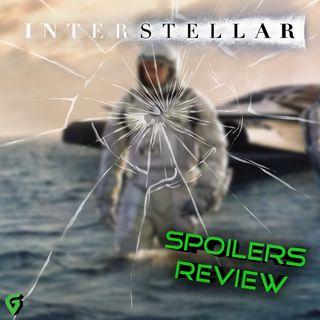 Interstellar Review : Christopher Nolan Retrospective