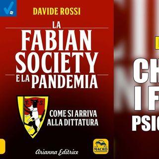 """Davide Rossi: """"Roberto Speranza riceve ordini dalla Fabian Society"""""""