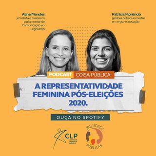 A representatividade feminina pós-eleições 2020