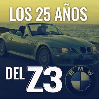 Los 25 Años del BMW Z3