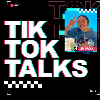 Ep. 3: Quit your job and do TikTok full time with Judaxx