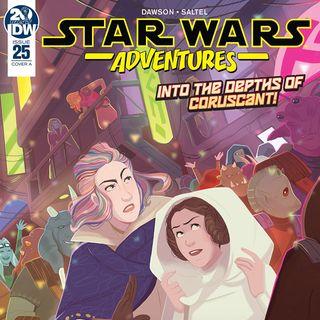 Star Wars Splash Page #171 -- Young Padawans Edition (Myth and Magic)