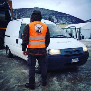 I Grantagliati di ORA - un anno dal terremoto. Le casette SAE