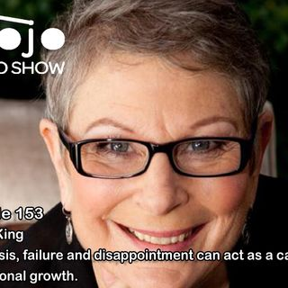 The Mojo Radio Show EP 154: How Crisis and Failure Can Serve as a Catalyst for Personal Growth - Petrea King