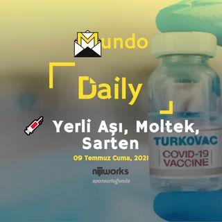 💉 Yerli Aşı, Moltek, Sarten