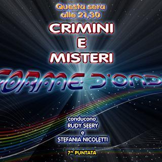 Forme d' Onda - Crimini e Misteri -16-11-2017