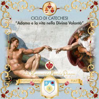 Adamo e la vita nella Divina Volontà