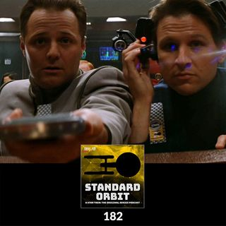 Standard Orbit : 182: We Are Receiving You