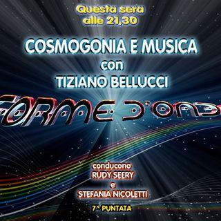 Forme d'Onda - Tiziano Bellucci - Cosmogonia e Musica - 22-11-2018