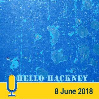 Irene's Hackney Island Wartime