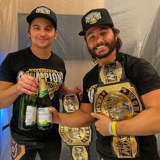 The Wrestle Report #11: AEW Full Gear Fallout, WWE Survivor Series & NXT WAR GAMES
