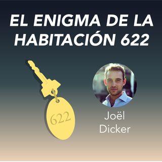 Jöel Dicker presenta El enigma de la habitación 622