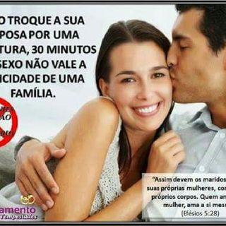 O Adultério Esta Fora De Moda!!!
