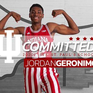 Indiana Sports Beat: Guest Jordan Geronimo