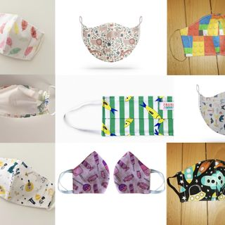 6 proposte di mascherine per bambini: tra i banchi di scuola con sostenibilità e creatività