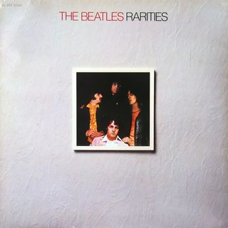 ESPECIAL THE BEATLES RARITIES CAPITOL 1980 #TheBeatles #classicrock #superman #wonderwoman #batman #flash #beastboy #watchmen #shazam #twd