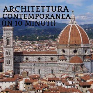 Storia dell'architettura moderna (in 10 minuti)